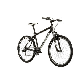 "Serious Rockville MTB Hardtail 26"" zwart"